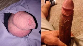 Revelada a pílula secreta para alongar o pênis