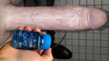 Produto fez meu pênis dobrar de tamanho