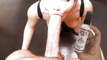 Dobrei o tamanho do pênis com isso...