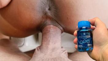 Produto importado capaz de aumentar o pênis